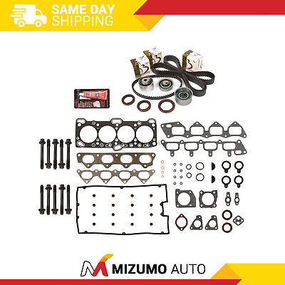 Fit Head Gasket Set  Timing Belt Kit 93-98 Mitsubishi Eagle Plymouth 4G63 4G63T