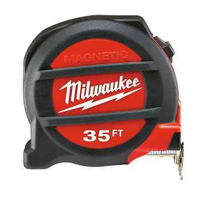 Milwaukee 35' Magnetic Tape Measure 48-22-5135