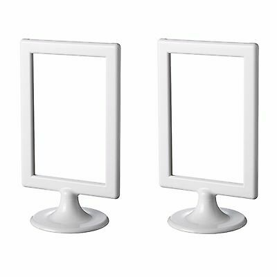 ikea tolsby frame for 2 pictures wedding table number white 2 pack
