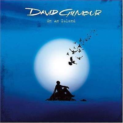 On An Island - David Gilmour CD CAPITOL