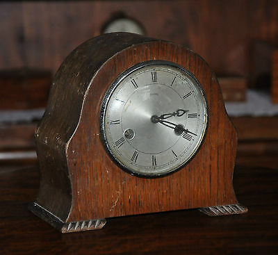 SMITHS Mantle Clock SPARES or REPAIR (0186)