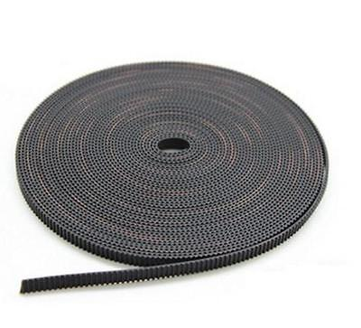 1m RepRap GT2 Timing Belt 6mm wide 2mm pitch 2GT for 3D Printer Prusa Mendel NEW