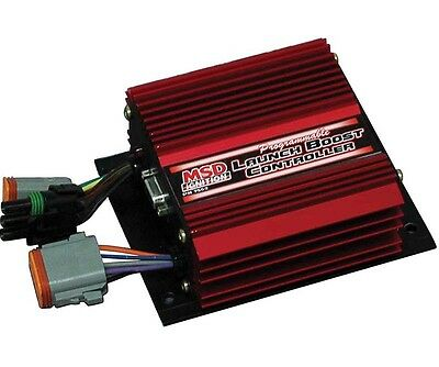 Msd 7562 Ignition Programmable Turbo Launch Boost Controller