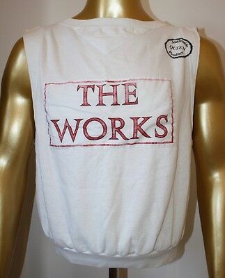 """Queen : Sweat Shirt - The Works - Uk 1985 """"L"""""""