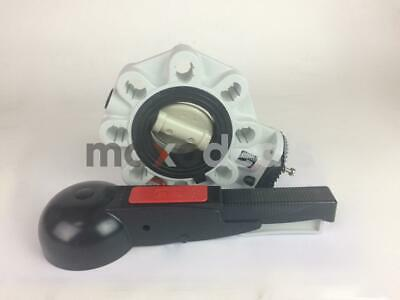 FIP FKOM/LM D90 DN80 PN10 Clean Butterfly Valve FPM PP PPGR