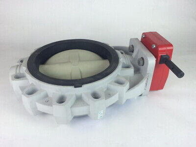 FIP FK/RM DN250 PN10 Butterfly Valve (No Steering Wheel)