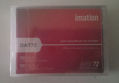 Imation DAT72 Data tape 36/72 GB 51122 17204