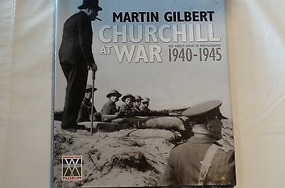 WW2 British Churchill at War His Finest Hour in Photographs Reference Book