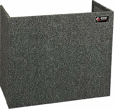 Odyssey CF2636 Carpeted Foldout Stand For Combo Racks And Dj Coffins