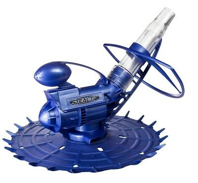 Maplematic Orca Stealth Suction Pool Cleaner NEW MODEL Frill Neck Wizard Cleaner