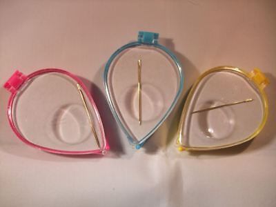 Magnetic Needle Case / Holder - Choice of colours
