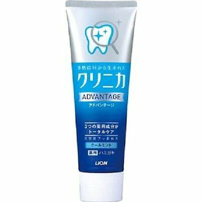 Lion Brand Clinica Advantage coolmint toothpaste 130g  from Japan