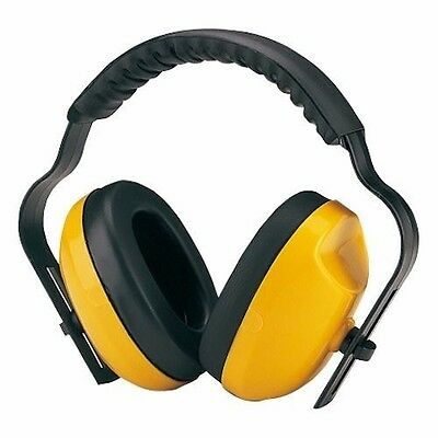 Protection Ear Muffs Shooting Noise Reduction Construction Safety
