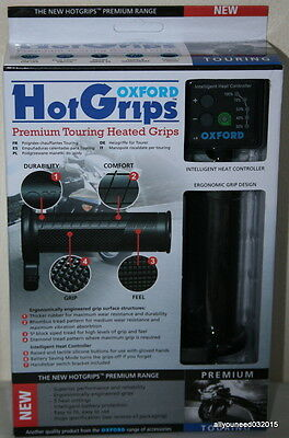 Oxford Hot Grips Premium Touring Heated Grips OF691