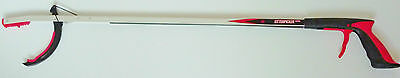 Litter Picker Pro Helping Hand Trigger Action Claw Grabber End 80cm (33in)