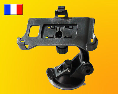 Support Samsung Galaxy Note 5 N9200 ventouse auto pare brise quad 360° V