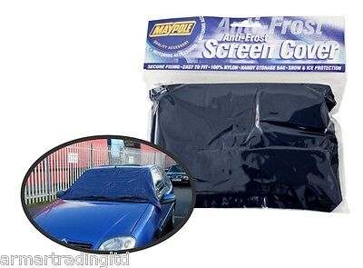 Anti Frost Screen Cover Windscreen Frost & Ice Protector Shield Car Maypole 9890