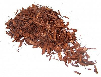 Decorative mulch Nut brown 50L Grain 10-40mm