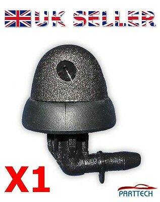 Renault Kangoo Trafic Laguna MK2 Rear  WINDOW WIPER NOZZLE - PIPE x1 .