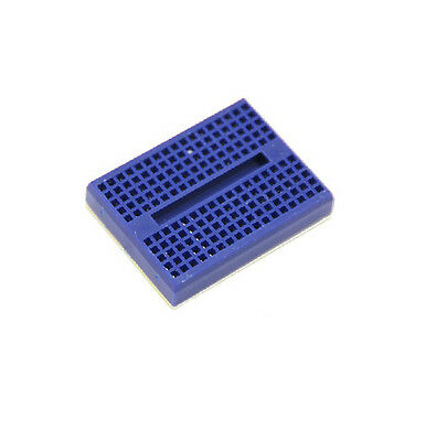 10 PCS Blue Solderless Prototype Breadboard 170 SYB-170 Tie-points for Arduino