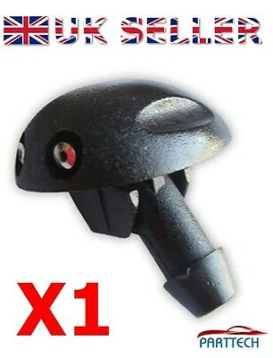 Renault Megane Mk1 Front Windscreen Washer Jets Nozzle Water Spray Jet X1