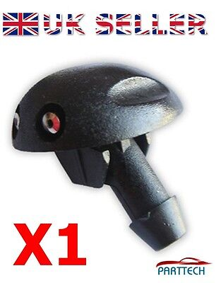 Renault Scenic Mk1 Front Windscreen Washer Jets Nozzle Water Spray Jet X1
