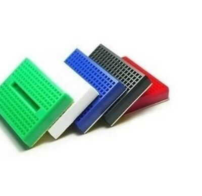 5PCS colourful Solderless Prototype Breadboard 170 Tie-points For Arduino Shield