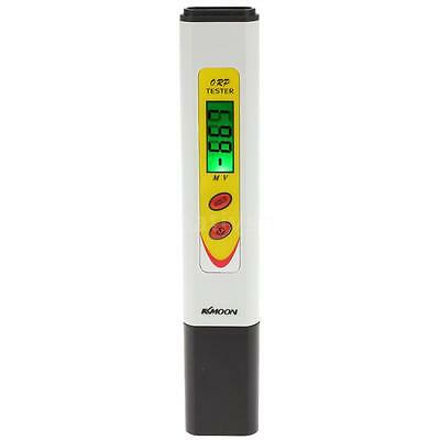 Pen-type ORP Redox Meter Water Quality Tester ±1999mV Hydroponics Spas LCD 95ZG