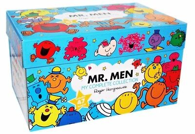 Mr. Men My Complete Collection  Books Box Gift Set Pack Roger Hargreaves NEW