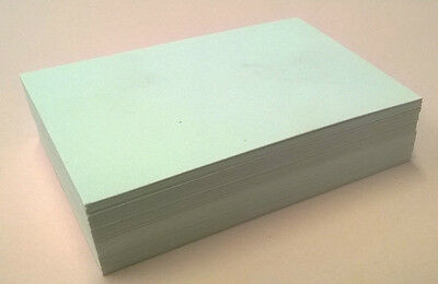 Blank Business Cards 350gsm Recycled in lots of 50, 100, 250, 500, 1000