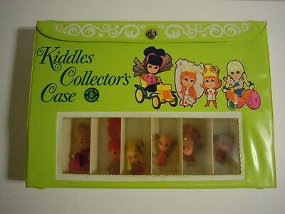 BIG SALE LOT Kiddle 16 Dolls With Case:Alice in Wonderland,Maid Marion,MANY MORE