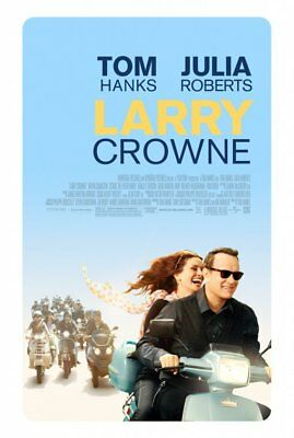 Larry Crowne Orig Movie Poster Dbl Sided 27x40