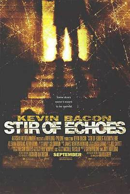 Stir of Echoes Orig Movie Poster  Single Sided 27x40