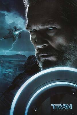 Tron Legacy Ver C Double Sided Movie Poster 27 x40 Orig