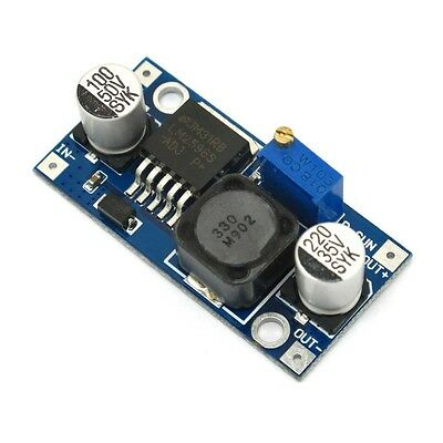 10 PCS LM2596 DC-DC buck adjustable step-down Power Supply Converter module