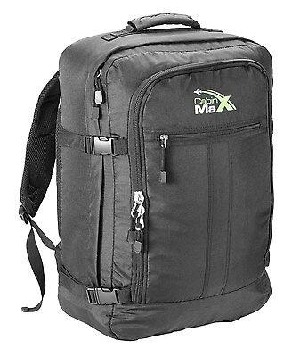 Cabin Max Backpack Flight Approved Carry On Bag Travel Hand Luggage Laptop NEW
