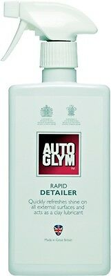 Autoglym Rapid Quick Detailer Car Care Valeting Clay Lubricant