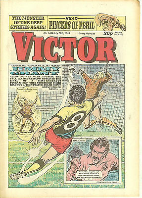 The Victor 1484 (July 2, 1989) high grade copy