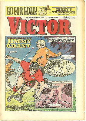 The Victor 1486 (Aug 12, 1989) high grade copy
