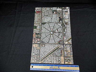 Modest Mouse Strangers To Ourselves Numbered Poster Promotional Double 2 Sided