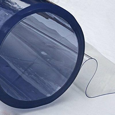 Crystal Clear Transparent Pvc  Waterproof Oil Cloth £3.95 Per Metre Arts Crafts