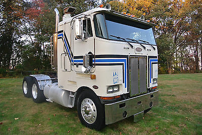 1981 PETERBILT 362 Cabover, Wet Kit, Air Ride, Runs and drives great!!!!