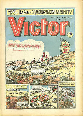 The Victor 1167 (July 2, 1983) high grade copy
