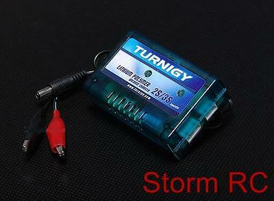 Turnigy Lipo Battery Balancer & Charger 2S-3S UK Stock