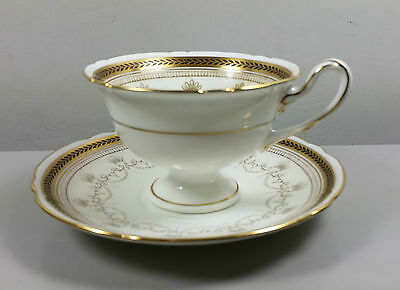 Shelley Pattern Number 11264 Tea Cup And Saucer (Perfect)