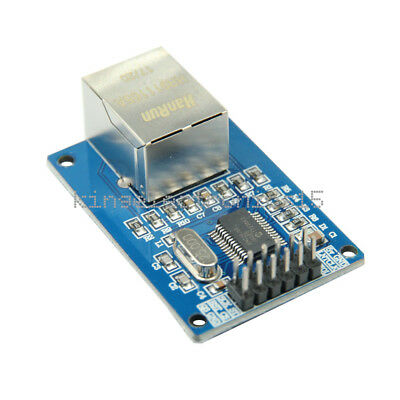 1PCS NEW ENC28J60 Ethernet LAN / Network Module For 51 AVR STM32 LPC