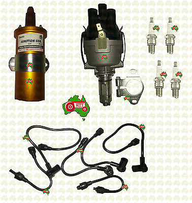 CHEAP POST Ignition Kit MASSEY FERGUSON Tractor TE20 TEA20 TED20 35 135 Complete