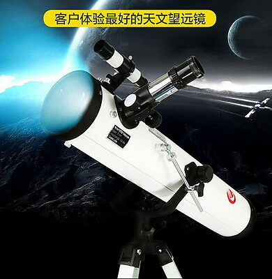 Visionking 3 inches 76 - 700mm Reflector Newtonian Astronomical Telescope L1