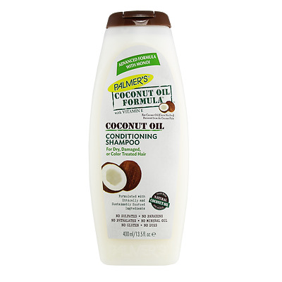 Palmer's Coconut Oil Formula With Vitamin E Conditioning Shampoo 400ml THE BEST*