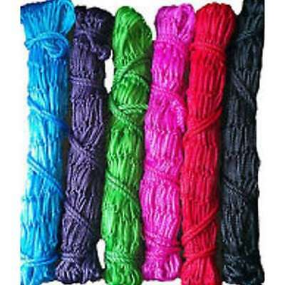 "Shires Fine Mesh Haynet X-Large 50"" 1024 - Funky Colours - 10% OFF"